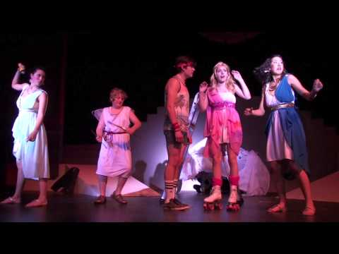 South Lakes High School- Xanadu Trailer