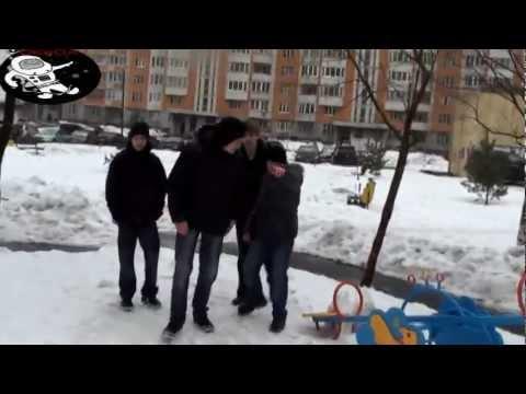 Олег Убийца#3 Драка на районе