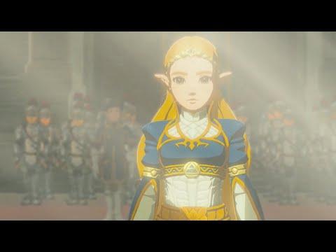 Zelda: Breath of the Wild The Champions