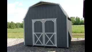 10 X 12 High Wall Storage Shed | Garden Shed | Ottawa Shed Builders | Belleville Sheds | Kingston