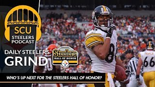 Who's up next for the Steelers Hall of Honor?