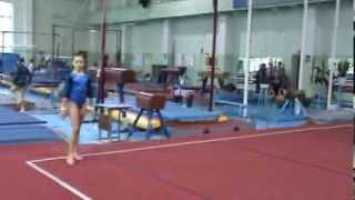 Алиса Ерёменко (вольные упражнения)