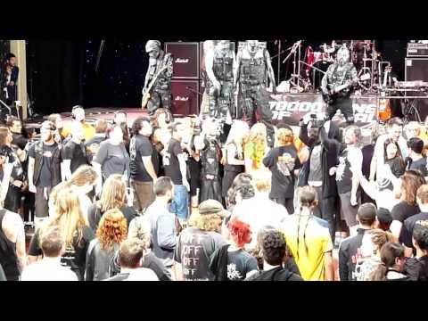 Koyi K Utho - Refuse/Resist (Sepultura) live @ 70000 tons of metal 2016