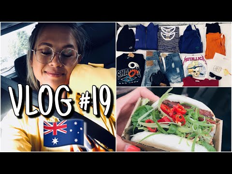 Food-Heaven, Back in Perth & Shopping Eskalation im Vintage Store 💸 | Australien Vlog
