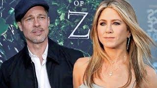Jennifer Aniston perdió su nuevo matrimonio por culpa de Brad Pitt