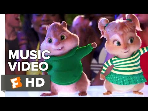 Alvin and the Chipmunks: The Road Chip - Redfoo Music Video -