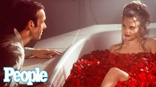"""Mena Suvari Recalls """"Weird and Unusual"""" Encounter with Kevin Spacey on 'American Beauty'"""