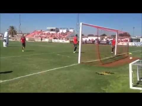 Yevhen Konoplyanka FC Sevilla Training