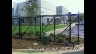 A1 Fence And Gate Repair Denver Co - 303.218.0706