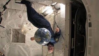 نگاهی به زندگی فضانوردان در ایستگاه فضایی بین... - space