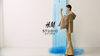 H&M Studio S/S 2018: See-now, buy-now show 28 February