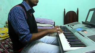 Meri Mehbooba Pardes Piano Cover by Arnab
