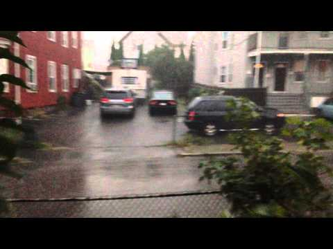 Heavy rain Lynn/swampscott Massachusetts .09/06/2014