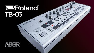 Roland TB-03 First Look & Compare to TB-303 Original thumbnail