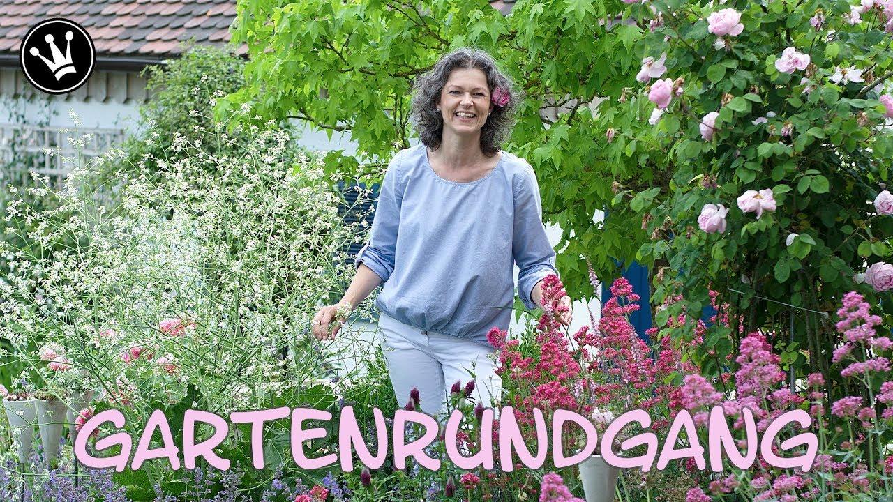 GARTENRUNDGANG in meinem DekoideenReich | Gartengestaltung | Tipps ...