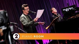 Rick Astley - Promises (Calvin Harris/Sam Smith cover) Radio 2 Piano Room Video