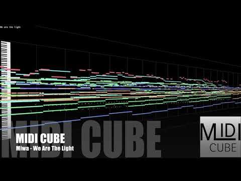 【MIDI Full Cover】Miwa - We Are The Light  | MIDI CUBE