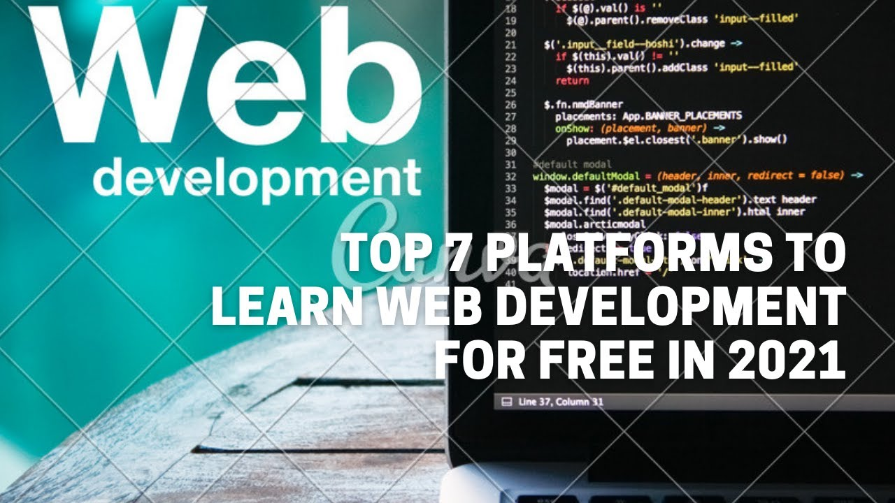 Top 7 Websites to Learn Web Development for Free in 2021