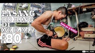 GANTI DD-RING DI INK CLMAX?? #80 | MotovlogIndonesia
