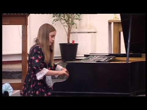 Концерт в Англиканской церкви Св. Андрея. 2 июня 2015 года.