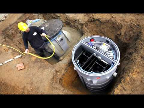 Microstation Aquameris : Guide D'installation Professionnel