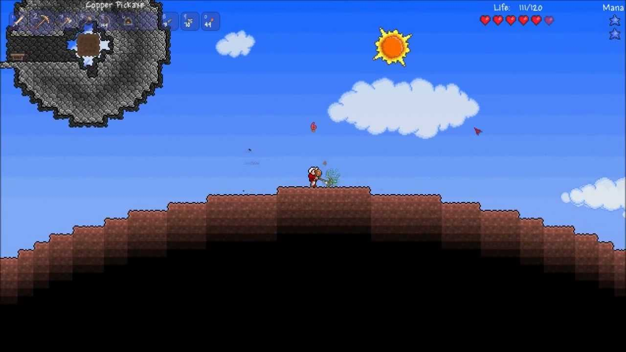 Terraria Custom Maps Terraria Custom Map: Planetoids   YouTube