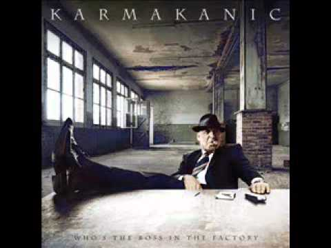 Karmakanic - Send A Message From The Heart