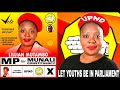 (Livestream) GREETINGS FROM ZAMBIA 🇿🇲 I JOINED A POLITICAL PARTY UPND