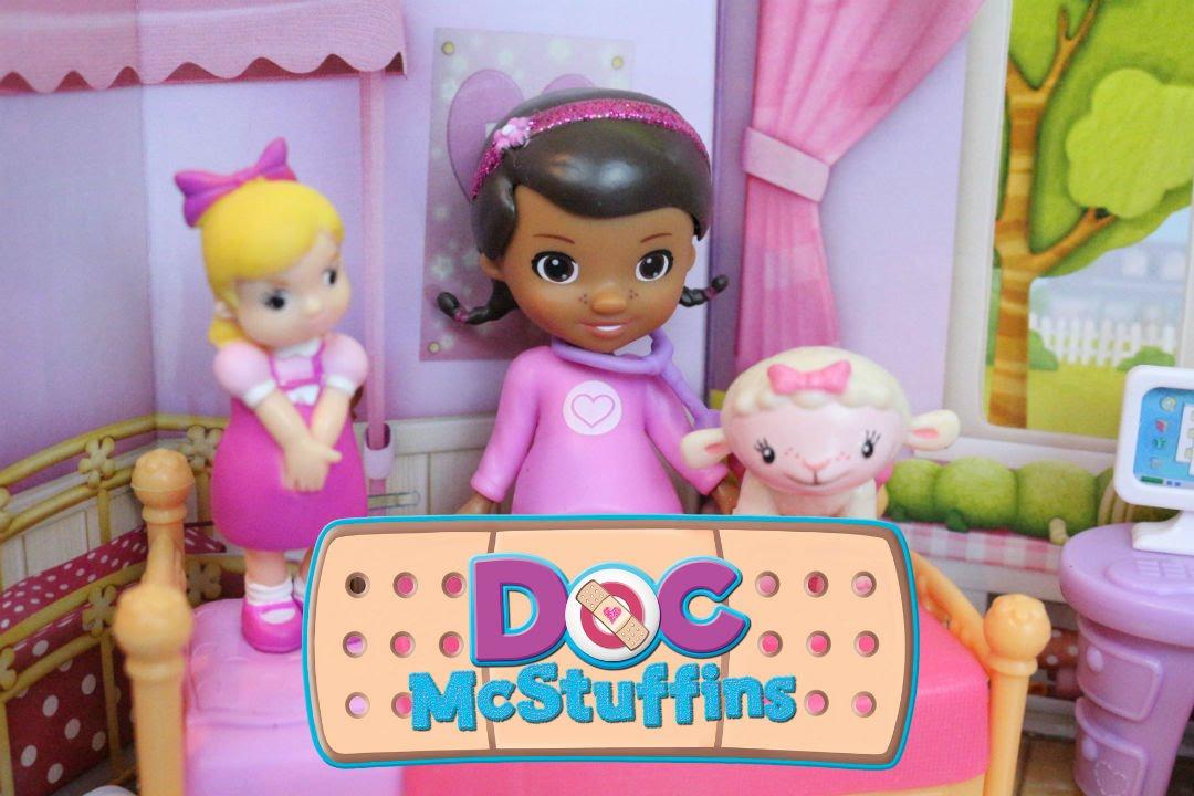 Disney doc mcstuffins lambie susie sunshine smiles