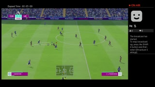 FIFA 19 Chelsea vs Leicester City