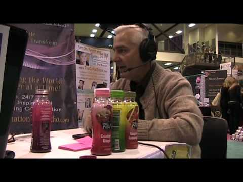 Northwest Women's Show: Dr Pat Interviews Paul Gregg RAAW Foods (Part 2)