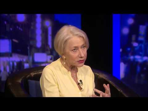 """Theater Talk - Helen Mirren """"The Audience"""""""