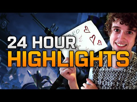HIGHLIGHTS VIDEO - 24 HOUR LIVESTREAM w/ Inooid from YouTube · Duration:  12 minutes 54 seconds