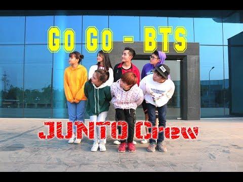 BTS (방탄소년단) - Go Go (고민보다 Go) | Dance Cover | JUNTO Crew from Vietnam