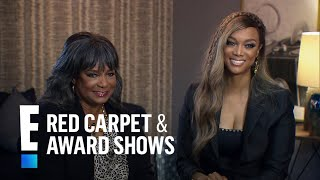 Tyra Banks Breaks Down Her Parenting Style | E! Live from the Red Carpet