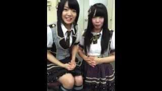 SkE48 美紀の面白動画(笑)