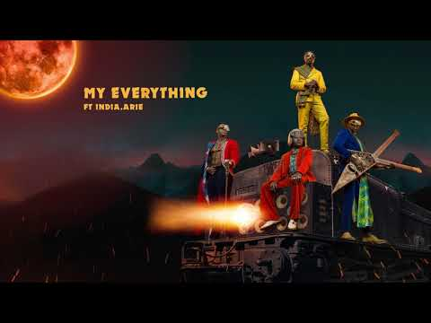 Sauti Sol - My Everything ft. India Arie (Official Audio) SMS [Skiza 9935650] to 811