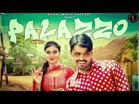 Palazzo | Rohit Sangwan, Payal Mehra | PK Rajli | New Haryanvi Songs Haryanavi 2018 | RMF