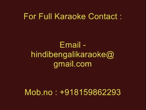 Just Chill - Karaoke - Maine Pyaar Kyun Kiya? (2005) - Sonu Nigam ; Jayesh Gandhi ; Amrita Kak