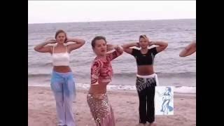 Восточные танцы. Школа Анны Богдан. Урок 2
