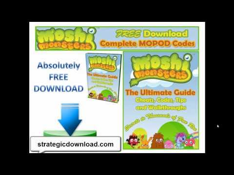 How to get some free membership in moshi monsters for free no.
