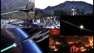 ¿Qué causó los incendios en California? fueron Lasers de extraterrestres o de los oscuros?