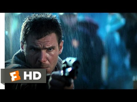 "Blade Runner (3/10) Movie CLIP - ""Retiring"" Zhora (1982) HD"