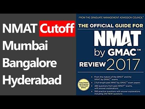 NMAT Cutoff - NMIMS Mumbai, Bangalore & Hyderabad