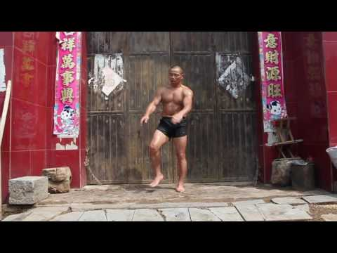 Shaolin Hard Qigong Push Up  Workout
