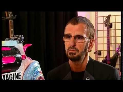 Ringo Starr talks about anniversary of John Lennon's death ...