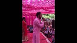 Jatinder Bhaluria   Live performance   mela tiya da 2016  Kotkapura   Ishq kahani