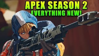 Everything New In Apex Legends Season 2