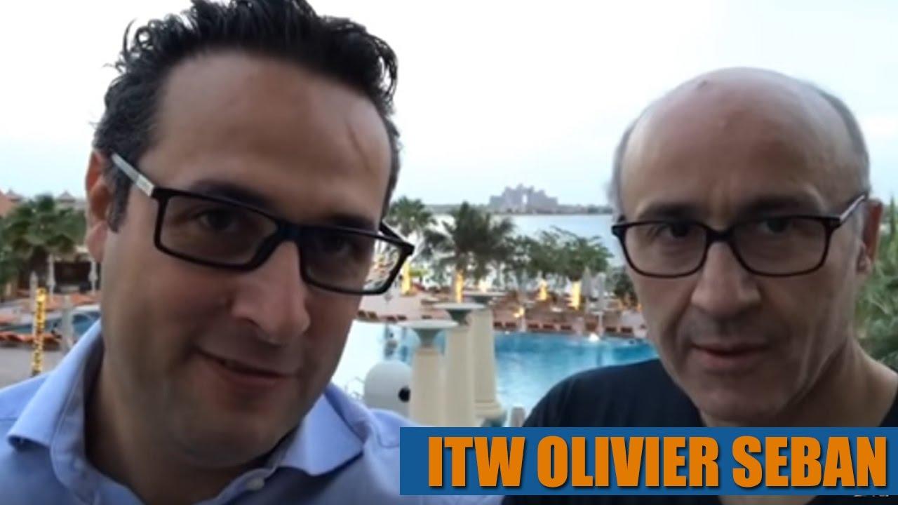 ITW Olivier Seban par Thami Kabbaj, #Trading #Bourse et #Immobilier @ Wonderful Dubai