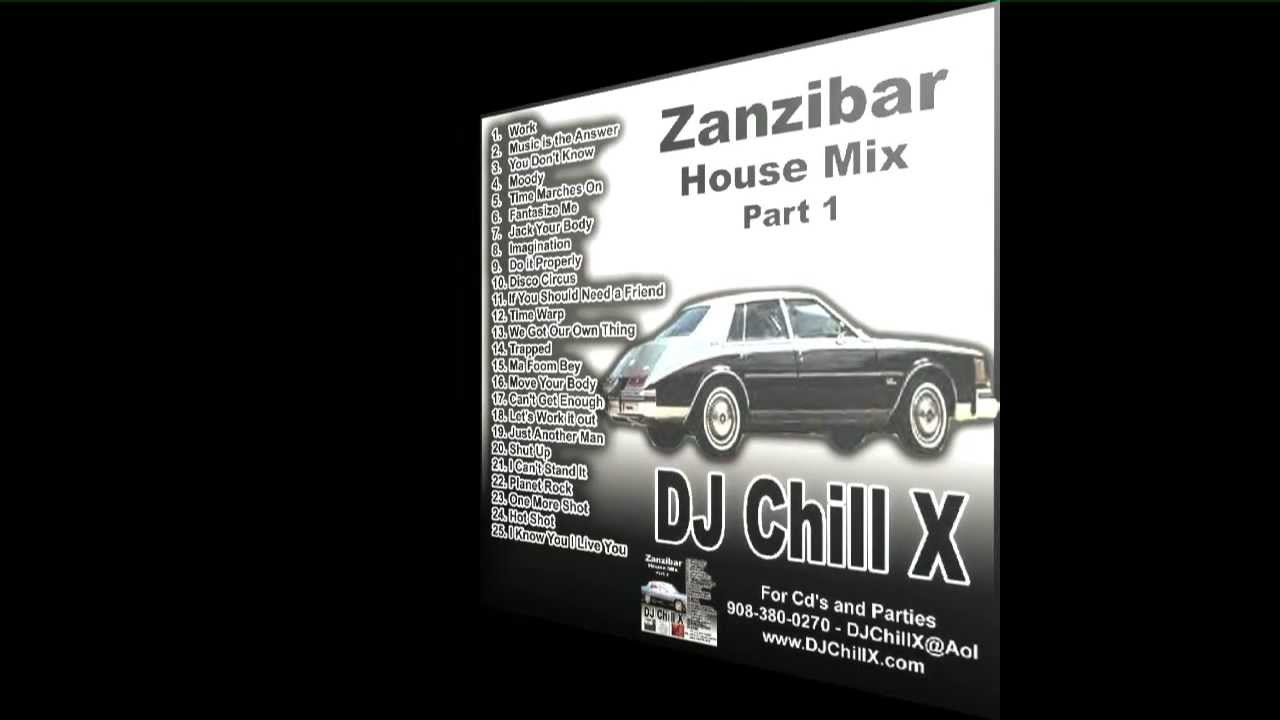 House music classics zanzibar part 1 by dj chill x youtube for Zanzibar house music